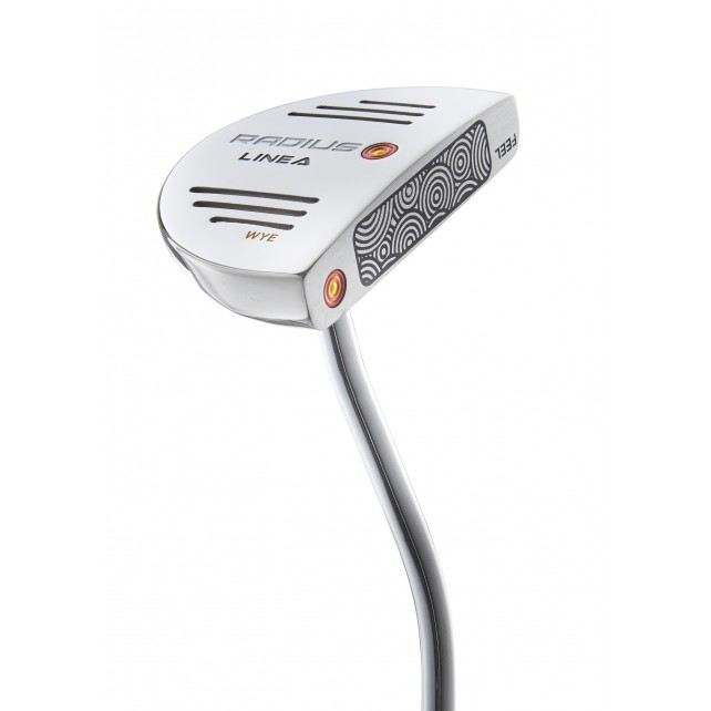 Radius Linea Feel Wye Double Bend Putter
