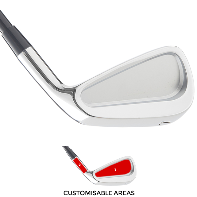 Custom Cavity A Iron