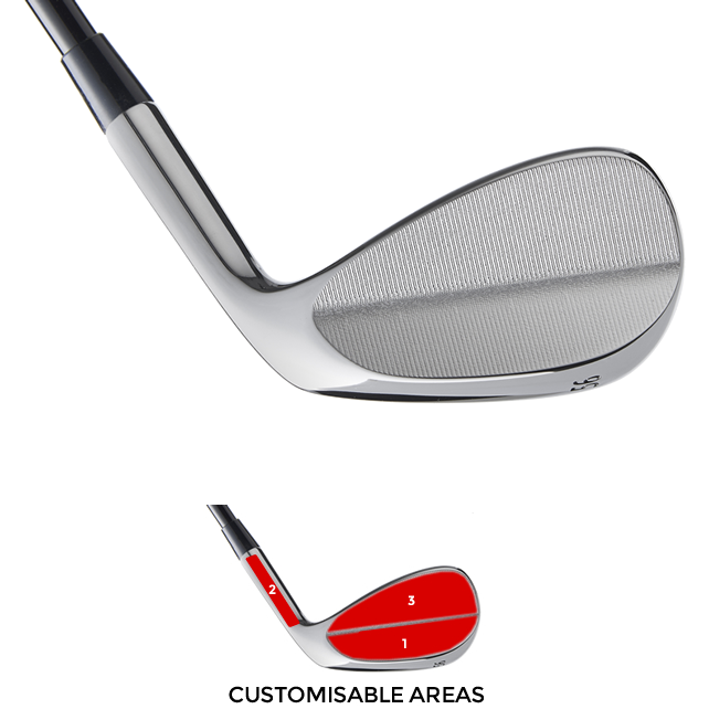 Custom Wedge
