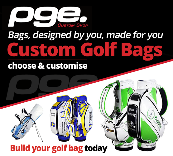 PGE Custom Golf Bags