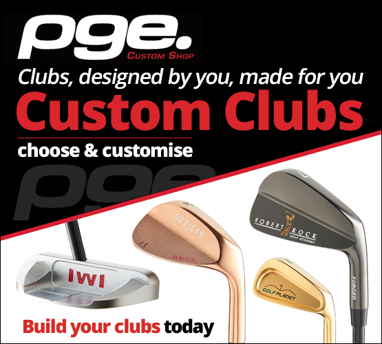 PGE Custom Golf Clubs