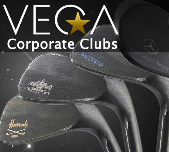 Vega Corporate Golf Clubs